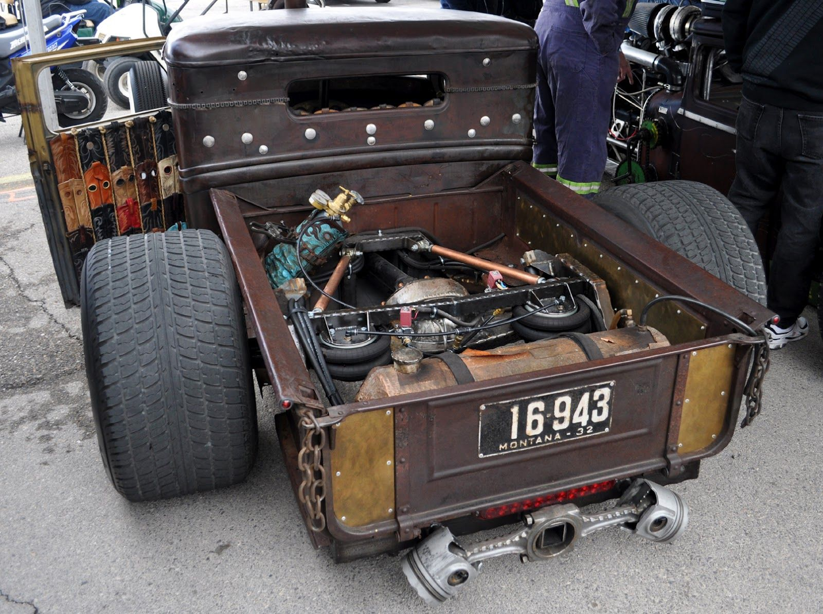 Just A Car Guy : greatest rat rod collection I\'ve ever come across ...