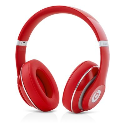 beast by dre studio wireless red from apple store beats by dre