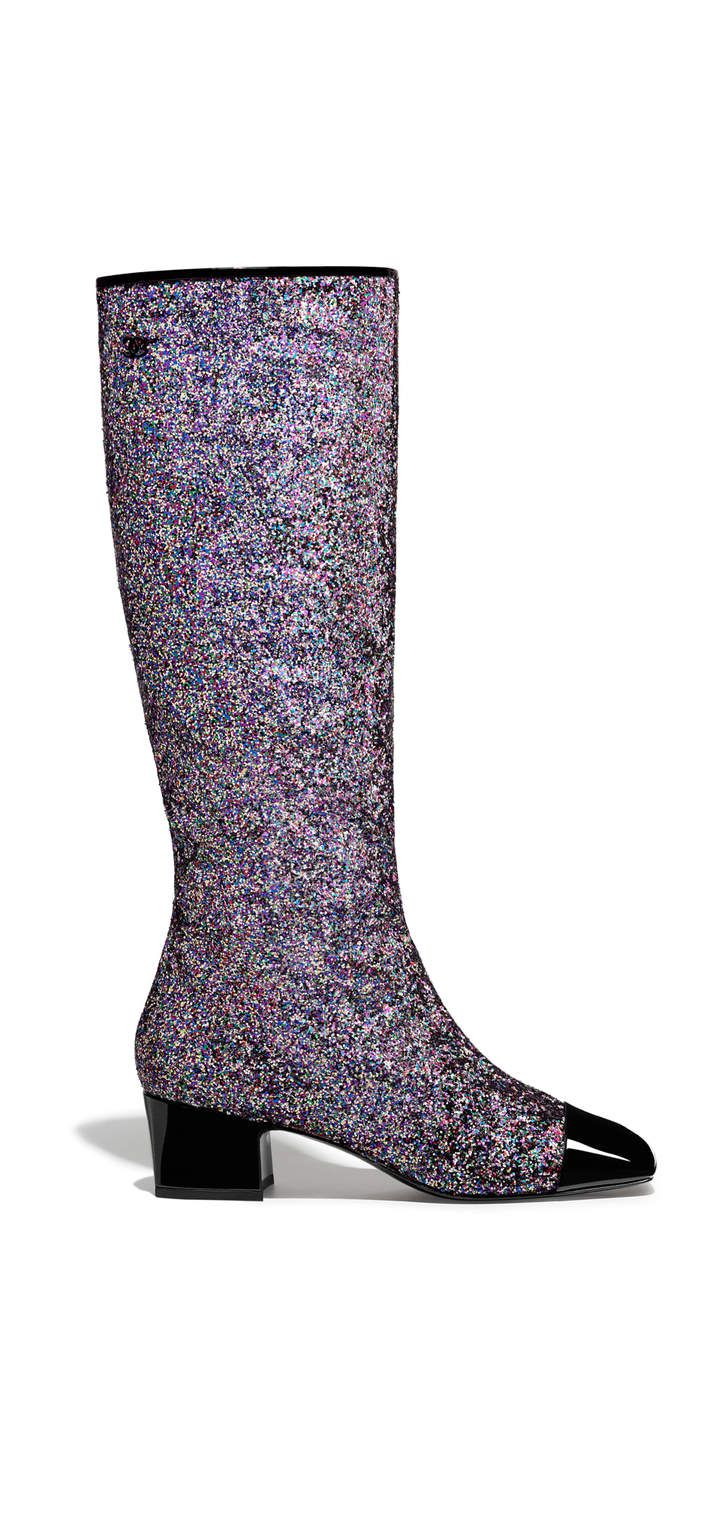 Chanel - FW 2017/2018 High Boots