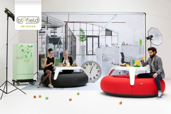 Blofield Air Design Inflatable Outdoor Furniture Φουσκωτά_ Air