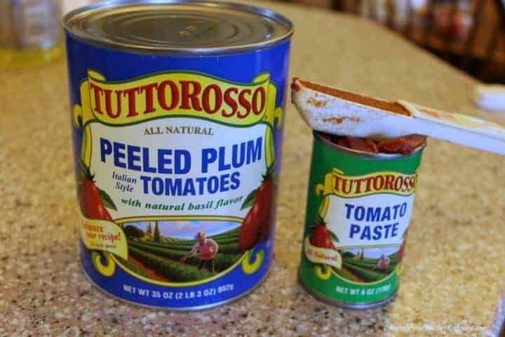 This simple recipe for marinara by Tuttorosso uses canned tomatoes. It's a good ...   - Keto -