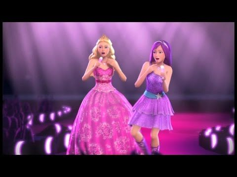 Barbie The Princess and the Popstar 2012 Full Movies  Barbie