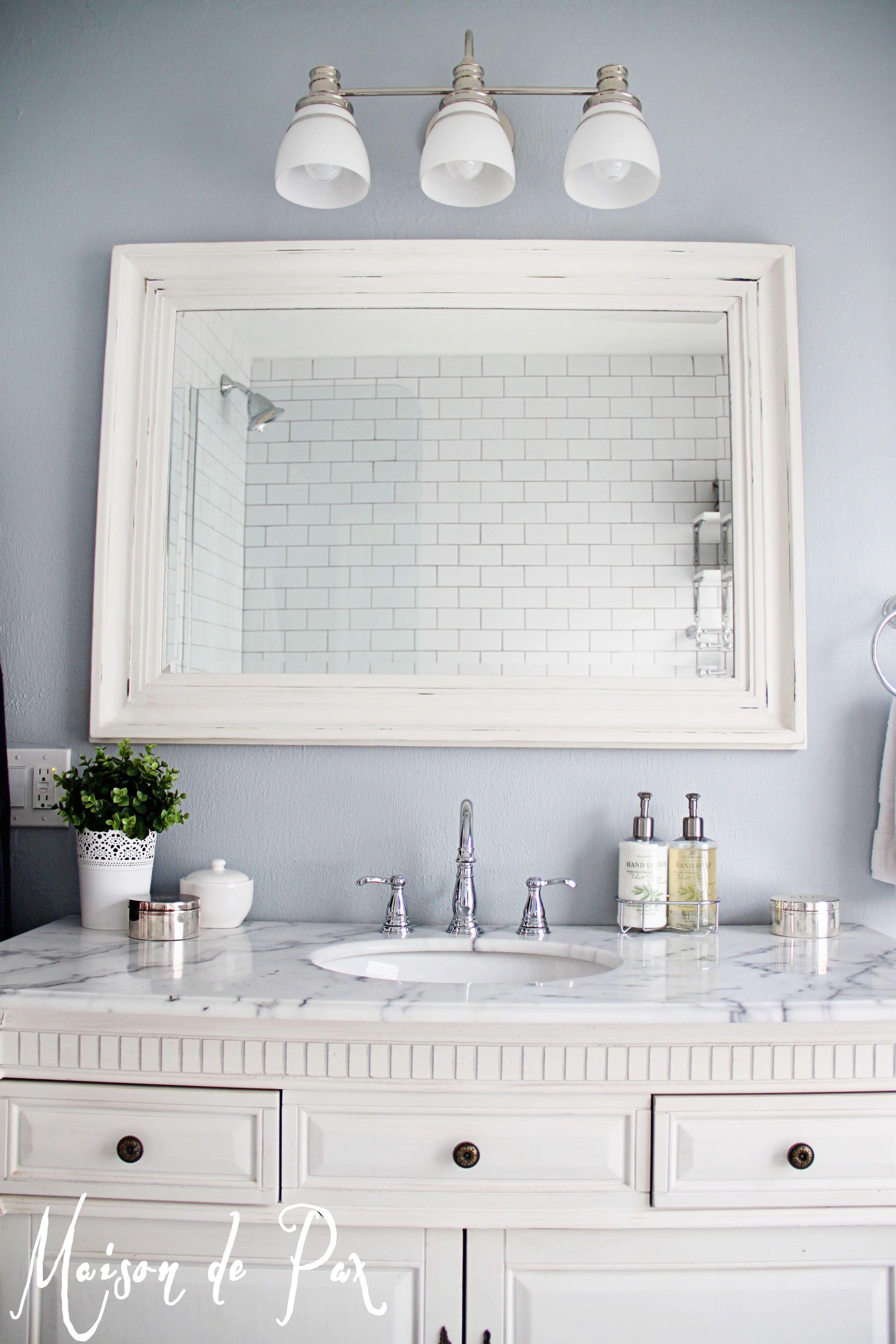 10 Tips for Designing a Small Bathroom | Master bath ...