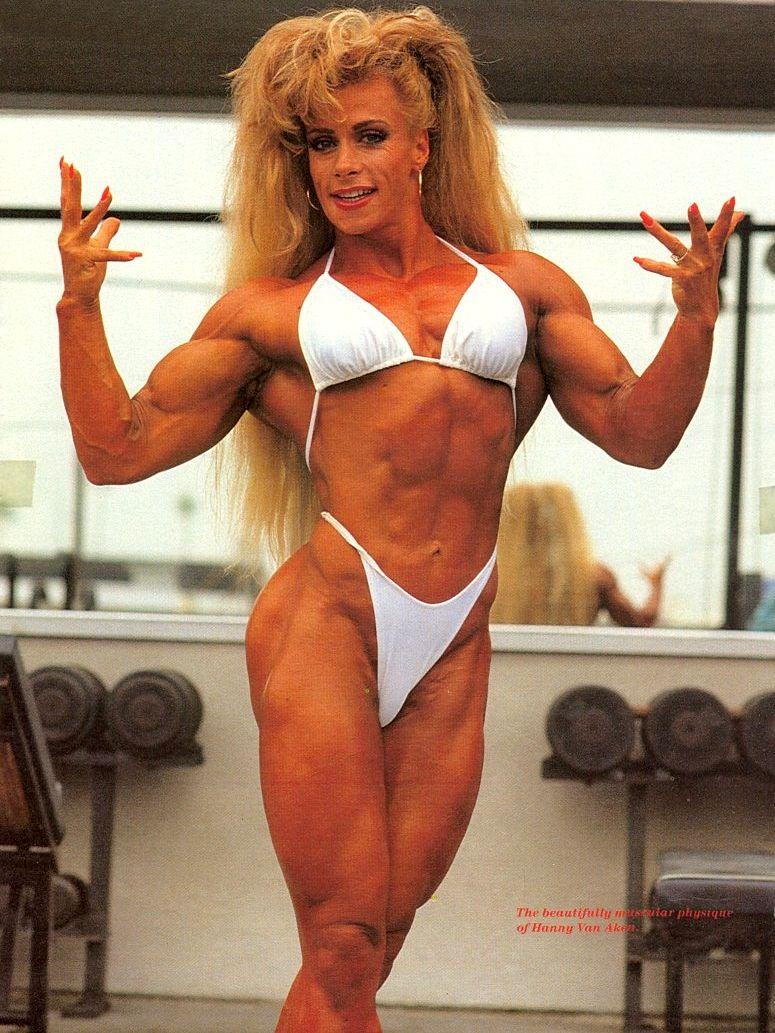Hannie Van Aken | Retro Bodybuilding 2 | Bodybuilding ...