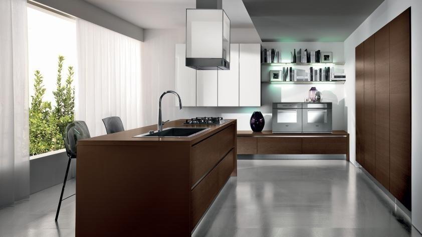 Cucina Lube - Naturalmente Brava. #arredamento #madeinitaly #design ...
