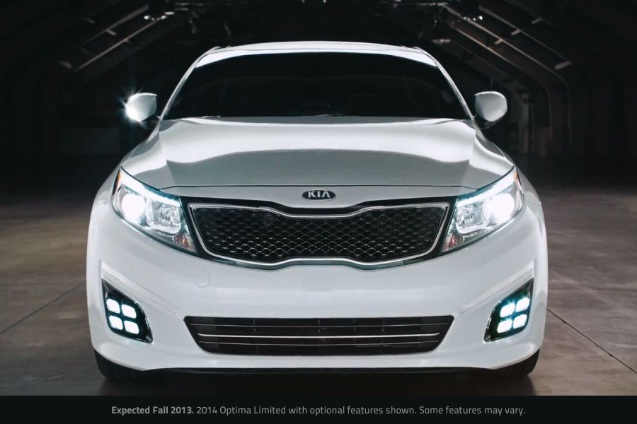 Impressive From Every Angle Introducing The Redesigned Kiaoptima Http Youtu Be T8shtxnxjdi Carros