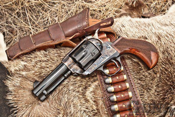 Old West Guns | Thunderstorm