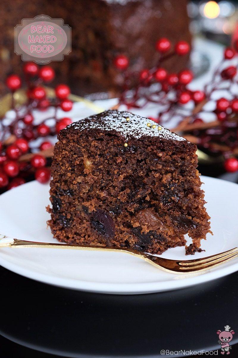 Quick and Easy Christmas Fruit Cake Recipe Fruit cake