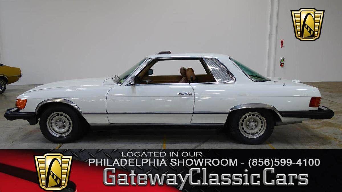 1980 MercedesBenz 450SLC for sale 2042450 Hemmings