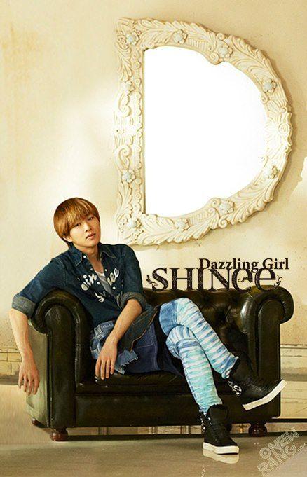 SHINee // Dazzling Girl // Onew