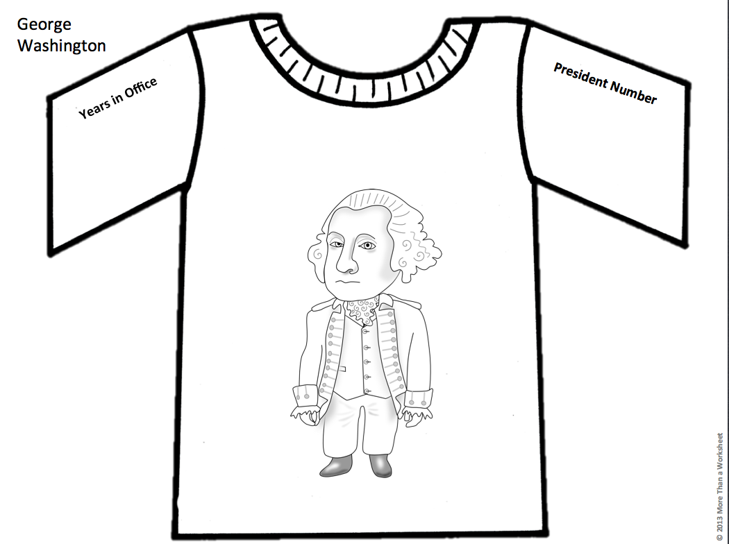 President Research Design A T Shirt