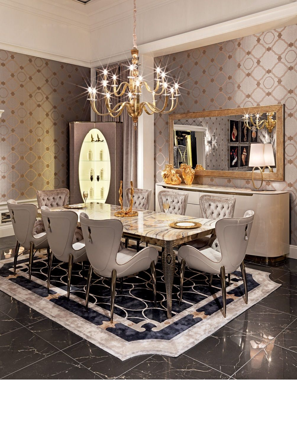 Interior Design Luxury Homes
