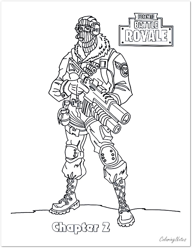 Fortnite Coloring Pages Chapter 2 Printable In 2020 Coloring Pages Coloring Pages For Boys Fortnite