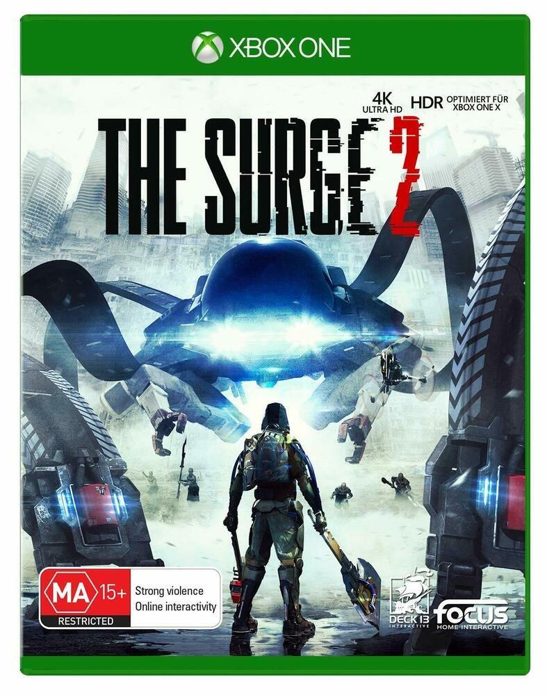 The Surge 2 XBOX One Fighting Hack & Slash RPG Game