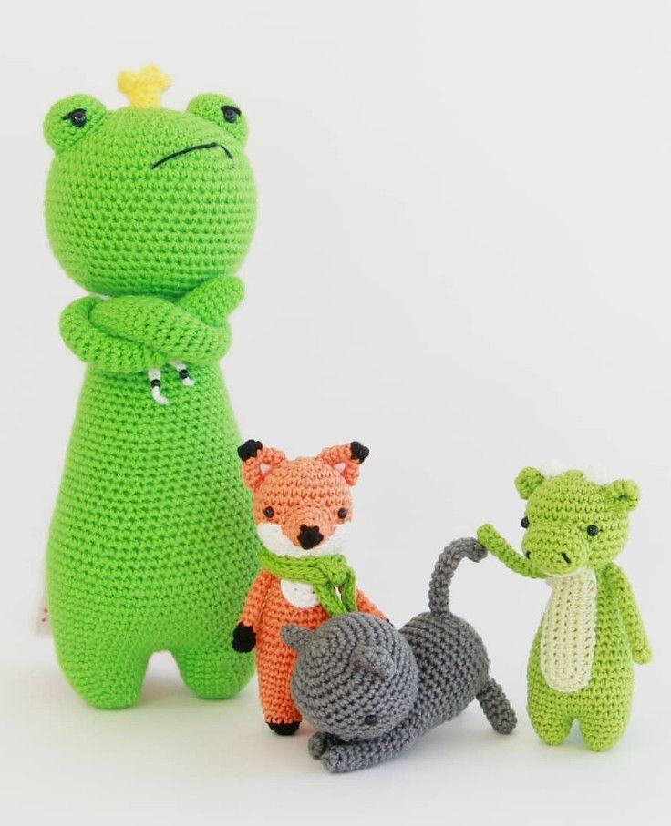 Crochet patterns by Little Bear Crochets: www.littlebearcrochets.com ...