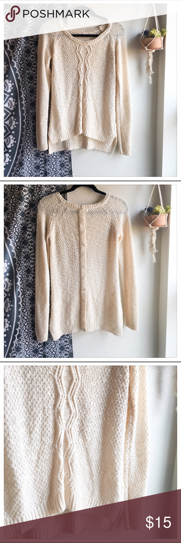 Knitted sweater✨ | D, Pink and Cream