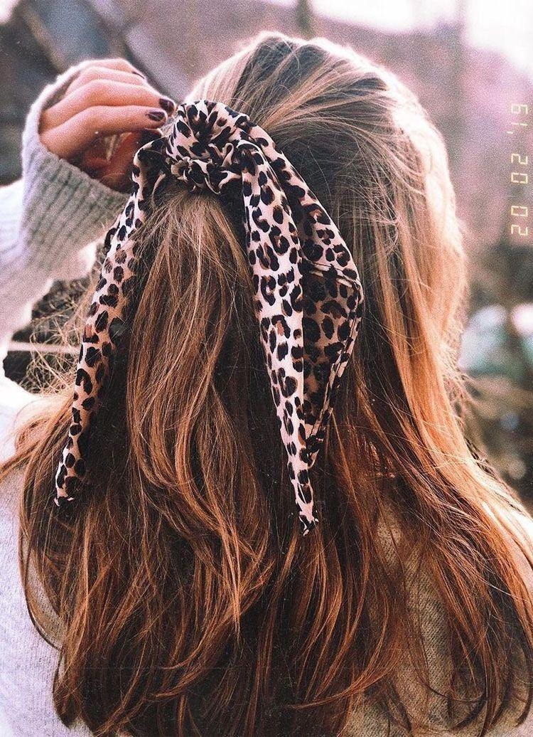 Trendy Scrunchie Scarves