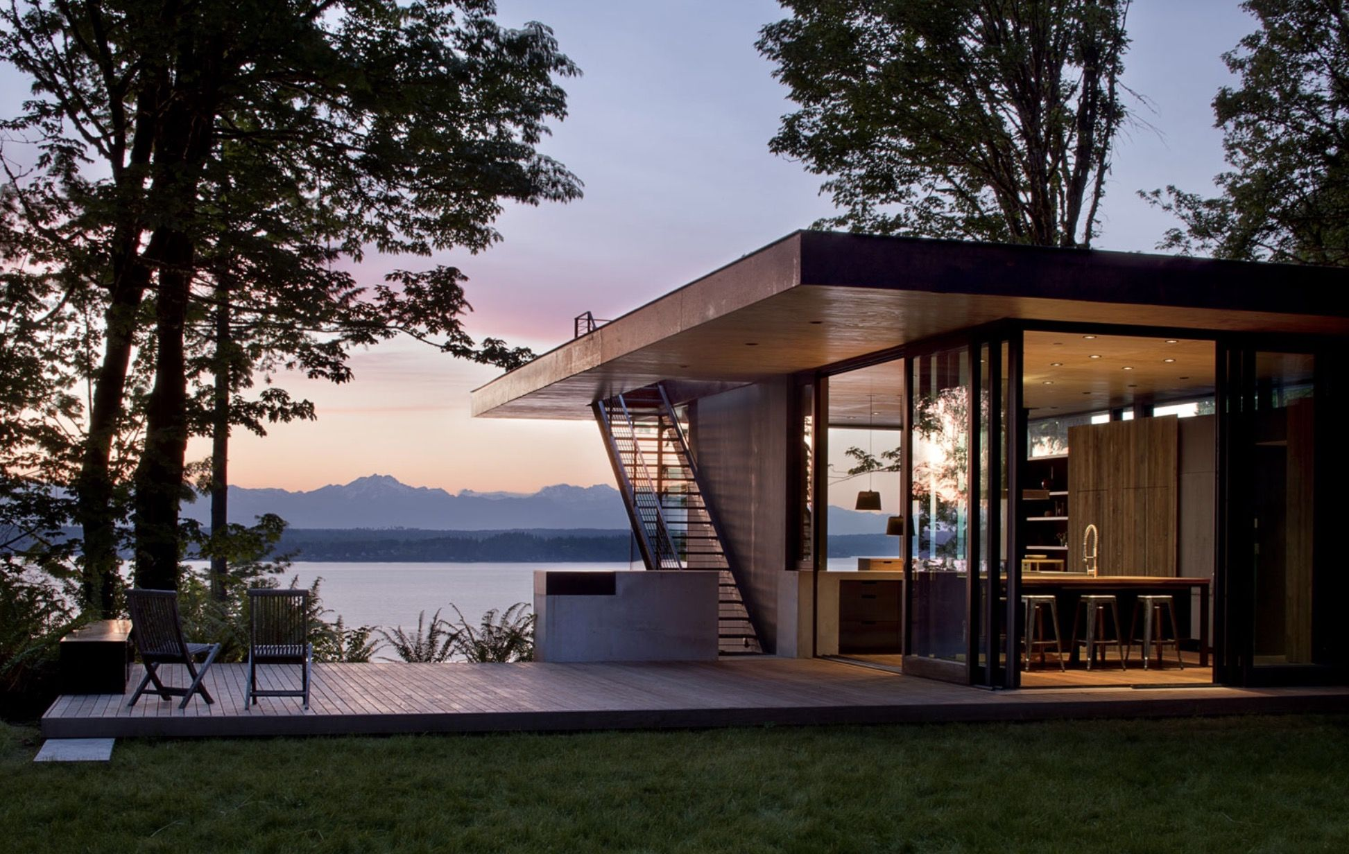 Haus Der Architektur, Olympische Spiele, Design Projekte, Häuser Am See,  Kleine Häuser, Architekten, Designer, Treppen