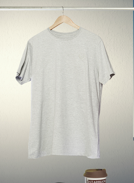 Download Free Grey Hanging T Shirt Psd Mockup Titanui T Shirt Grey Shirt Mockup