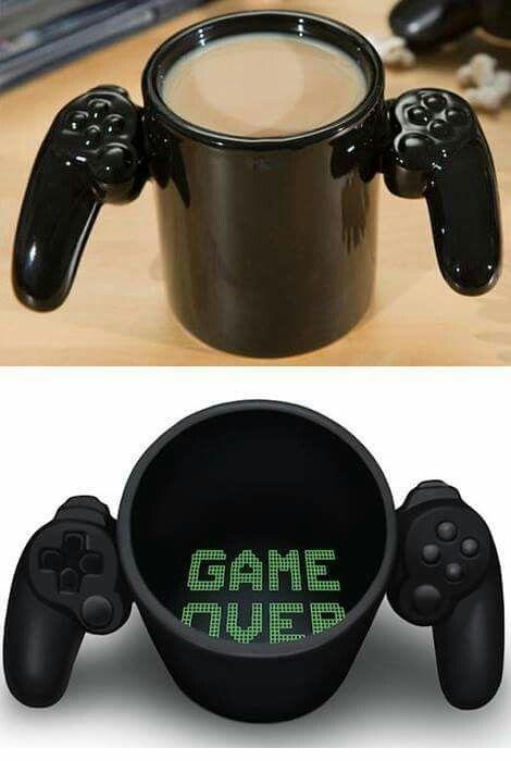 Game Over Mug Haha Cool