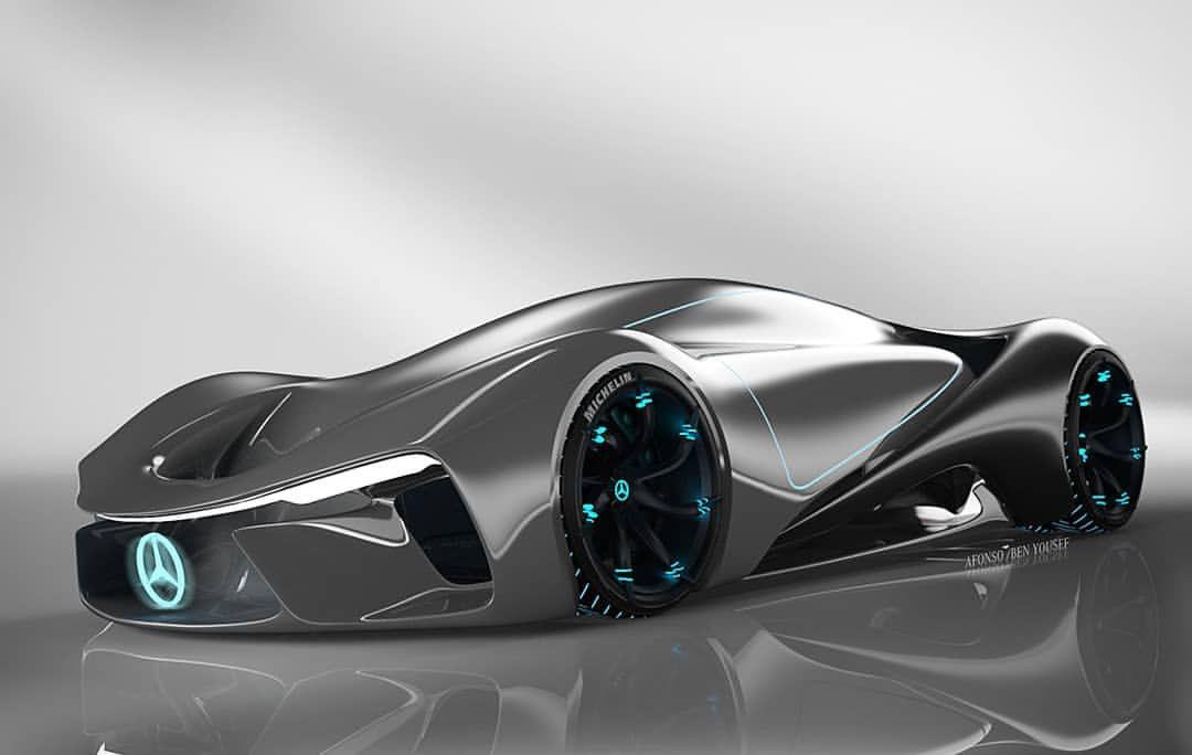 Mercedes Benz C 111 2025 Vision Desig Futuristic Cars Concept Car Design Car Design