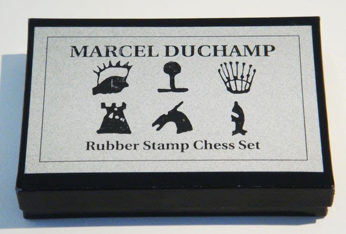 Duchamps Pipe - Characters