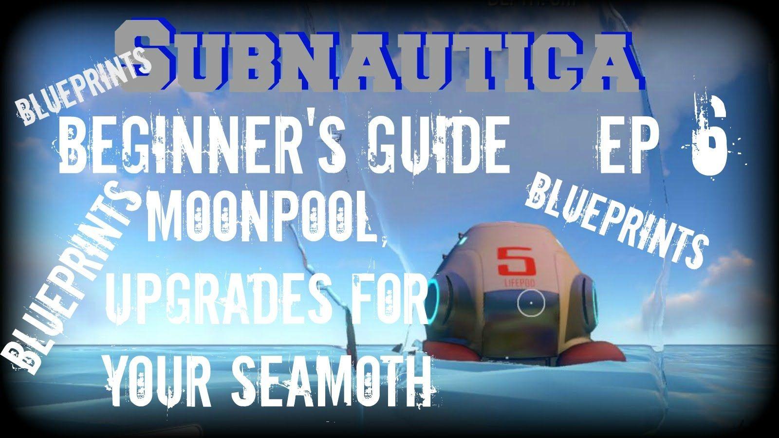 seamoth upgrade locations