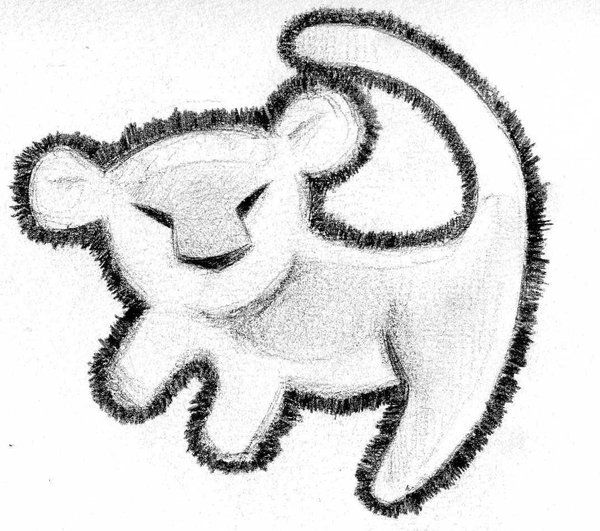 Lion King Lion King Art Lion King Drawings Lion King Tattoo Simba is the main character in the lion king, the secondary deuteragonist of the lion king ii: lion king drawings