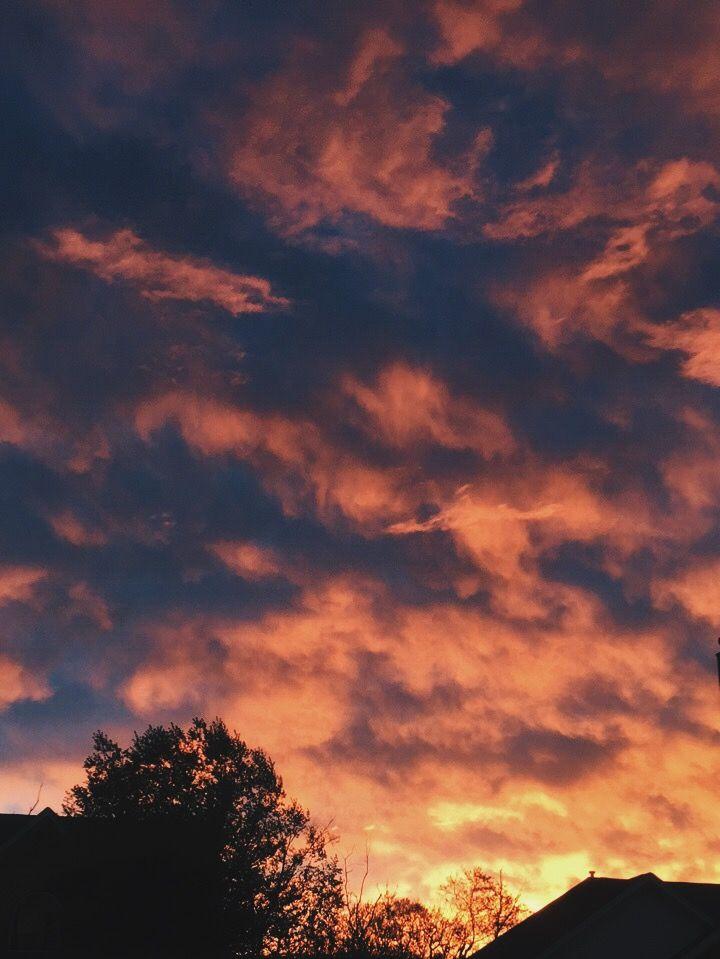 Sky Aesthetic Photo Sunset Lover Sunrise Pretty