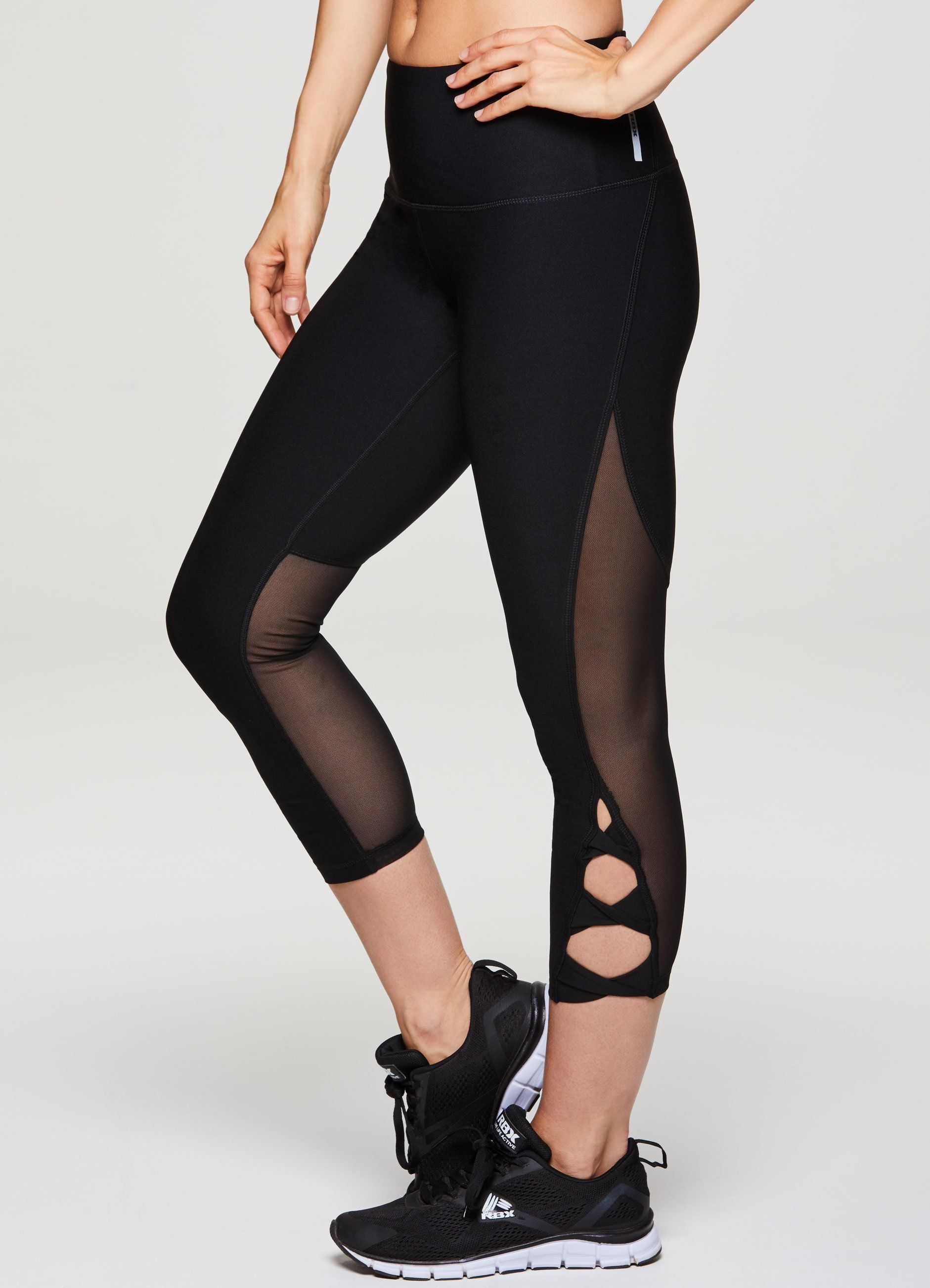 0eef1fd02d When your workout heats up, these leggings will keep you cool. Peached  fabric is super soft against your skin while providing extra hold and  control.