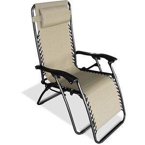 Caravan Sports Zero Gravity Chair Tan Walmart Com Lounge Chair Outdoor Zero Gravity Chair Zero Gravity Recliner