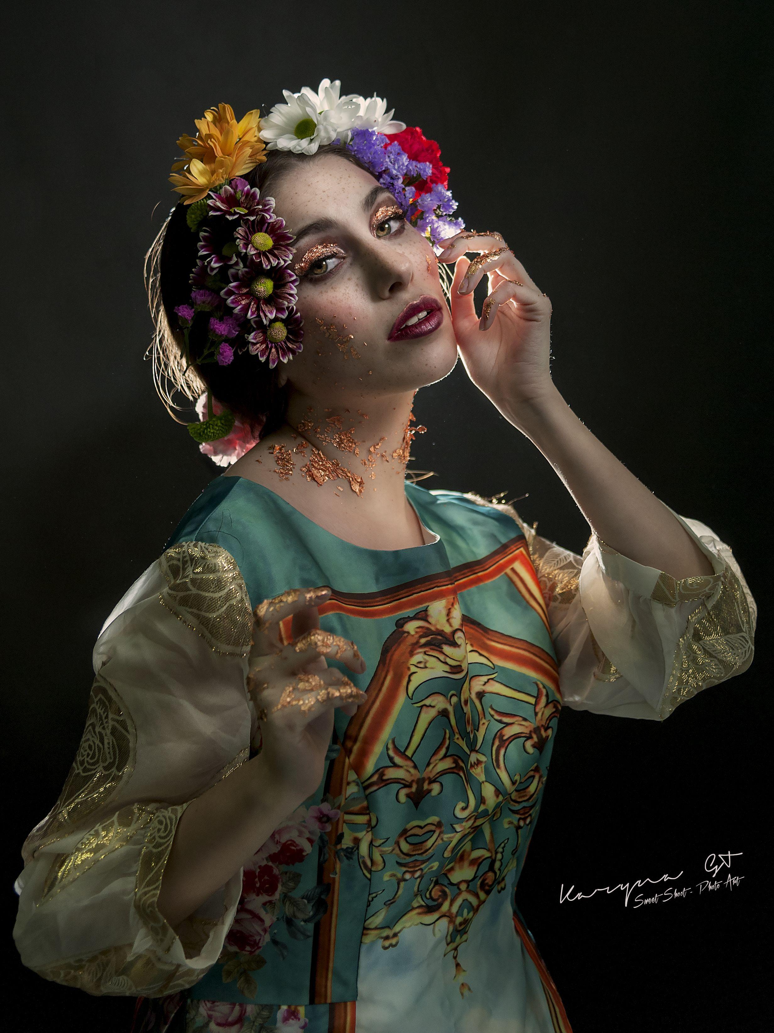 Cuando la delicadeza se entremezcla con la luz surge algo maravilloso!  Workshop Rebecca Saray