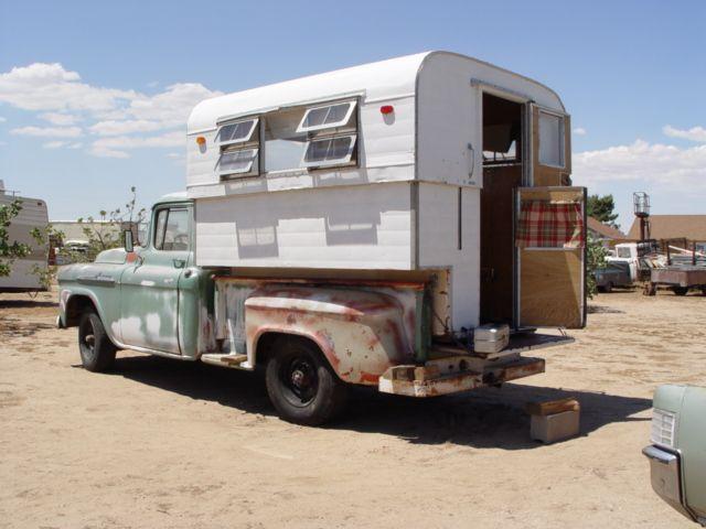 dougs vintage trailers alaskan camper