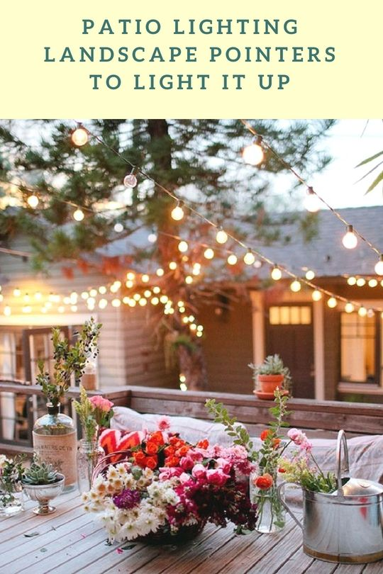 Outdoor Lighting Landscape Tips That You Will Love Landscape