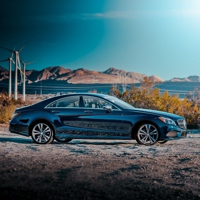 Mercedes Benz Usa On Instagram Good Morning From Outside Sunny Phoenix Arizona As The The Sumptuous Curves Of The Mercedes Benz Cls Mercedes Benz Mercedes