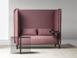 PINCH   Divano con schienale alto   Interior Design   Pinterest ...