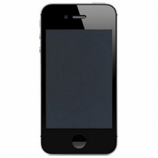 Replacement Screen Kit For Iphone 4 Black Screen Lcd Home Button