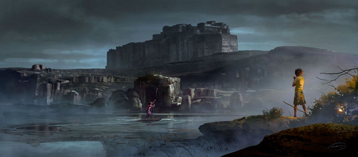 "Artes do filme ""Lilly the Witch"", da Disney Alemanha 