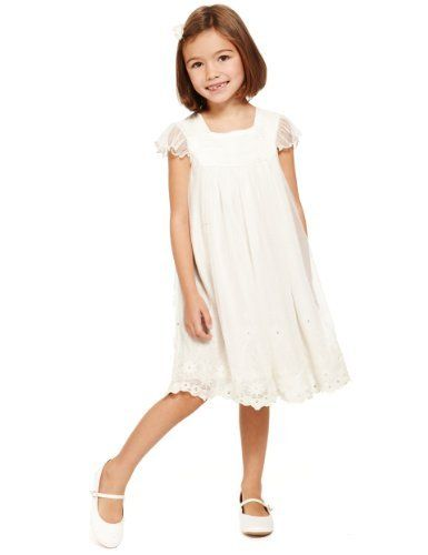 clearance prices look good shoes sale release info on Floral Lace Bridesmaid Girls Dress (1-7 Years) | Lace ...