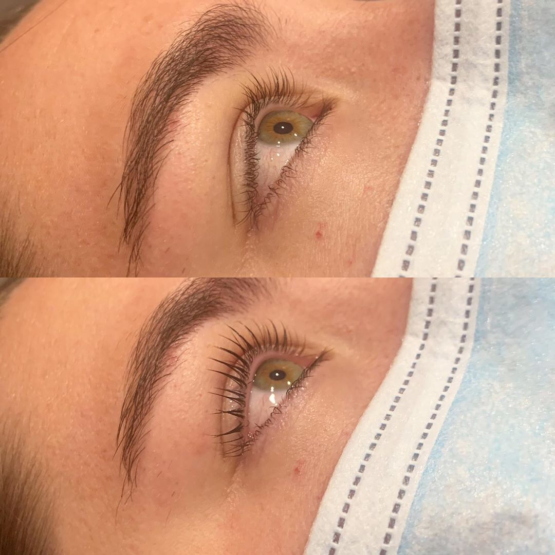 Plum Natural Nails Skin On Instagram Lash Lift Perfection By Shawnna 6 8 Weeks Of Curled Gorgeous Lashes With No Fuss Or M In 2020 Lash Lift Natural Nails Lashes