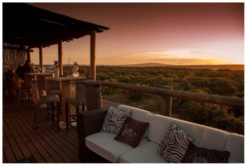 Thali-Thali Game Lodge is located just over an hour from ...