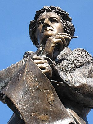 Georges Cuvier at Montbeliard via eustache over blog com1