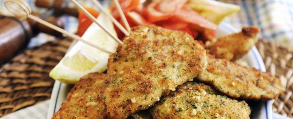 Photo of Breaded chicken breast in the oven: crispy and light recipe …
