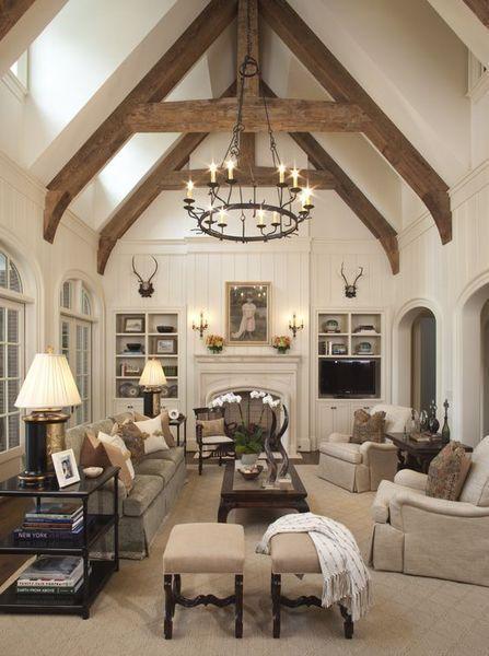 Cape Cod Interior Design Living Room