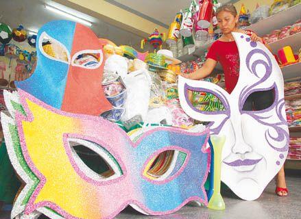 Cotillones d carnaval imagui decoracion de fiestas - Decoracion de carnaval ...