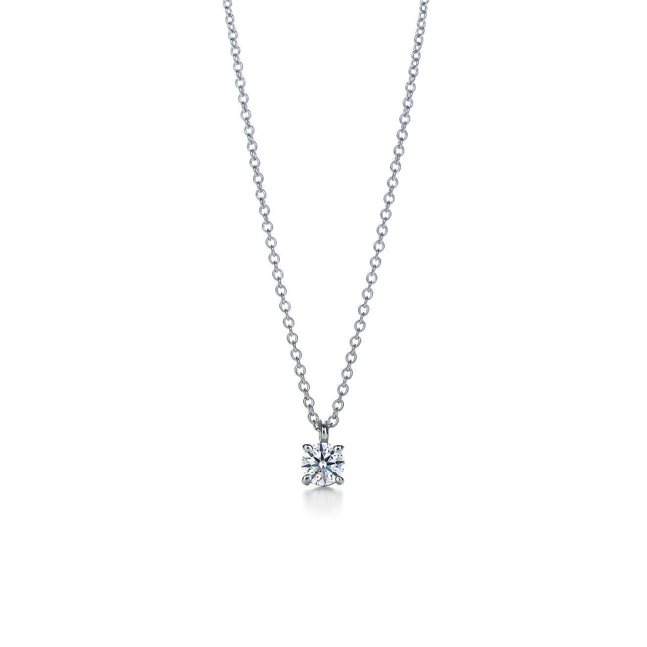SOLITAIRE CROSS 14K WHITE GOLD FINISH 925 STERLING SILVER CZ BEAUTIFUL PENDANTS