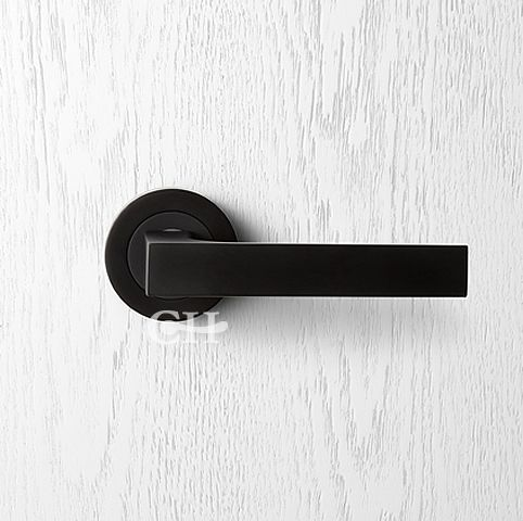 Image result for black modern door internal handles uk | ironmungery ...