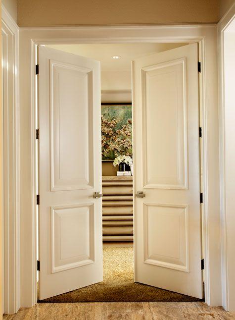 Выбор правильных межкомнатных дверей