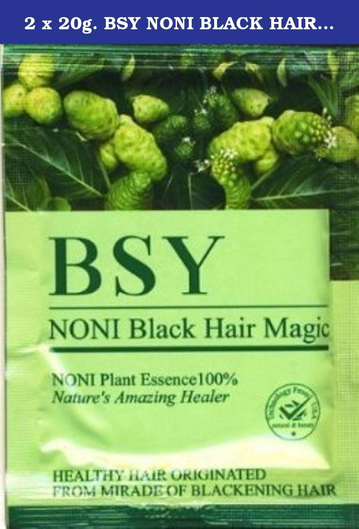 x g bsy noni black hair color organic natural hair dye black