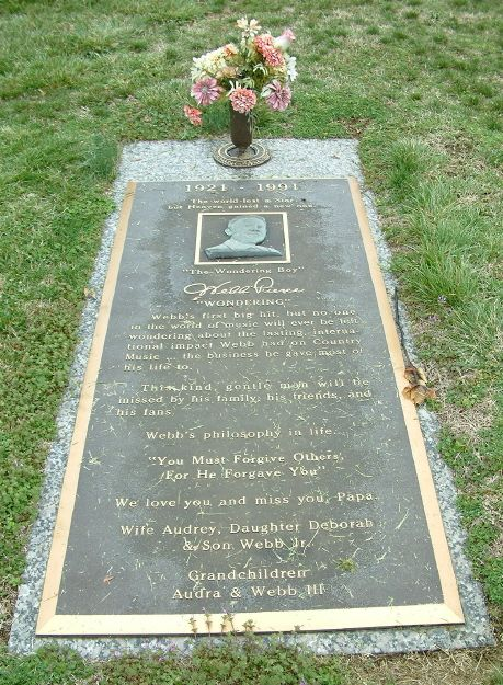 Webb Pierce Home Nashville | ... memorial park nashville tennessee back to nashville cod heart attack